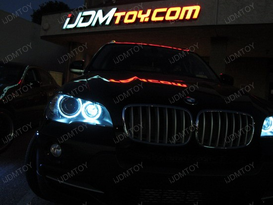 BMW - X5 - Angel - Eyes - 2